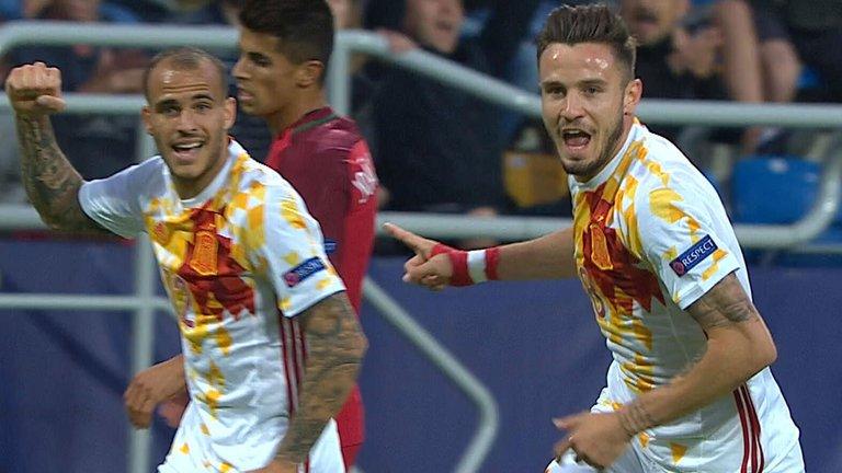 Video: U21 Bồ Đào Nha vs U21 Tây Ban Nha
