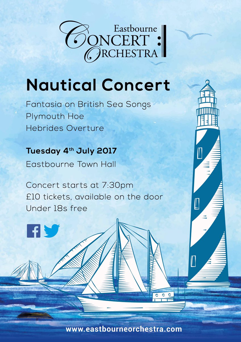 Fantastic, but sweaty, rehearsal tonight for our #nautical #summer #concert. Only 2 weeks to go! Spread the word #Eastbourne #orchestra <br>http://pic.twitter.com/vNKfHy2Ymz