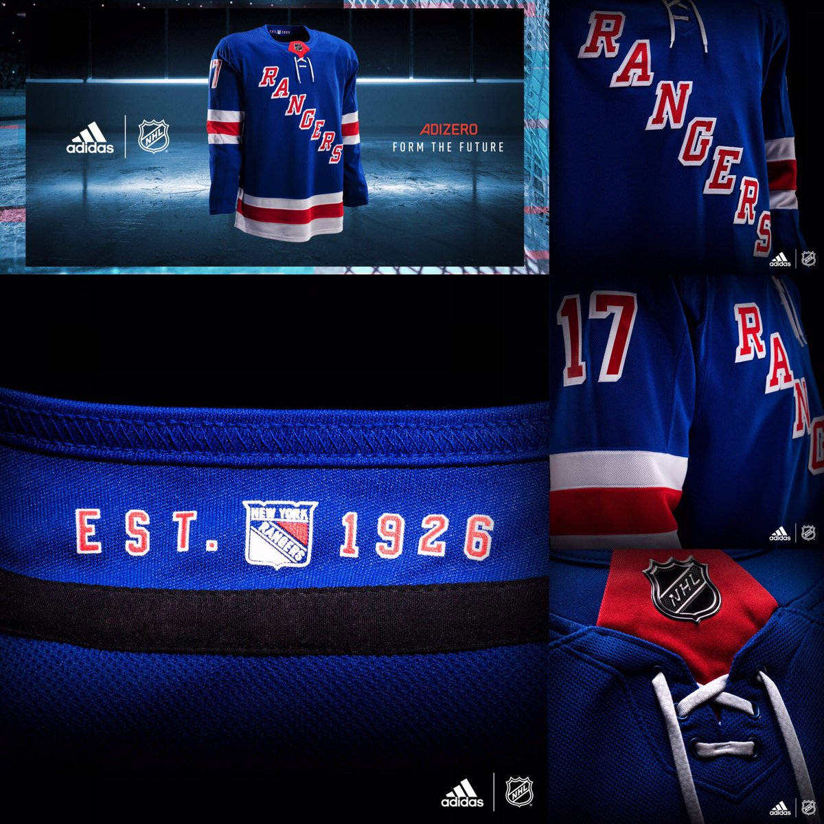 Uni Watch - Five takeaways about new Adidas-designed NHL uniforms a89fb443ca9