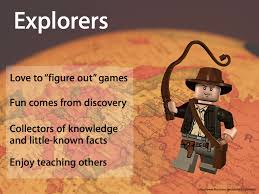 Wondering what player type you are?  Take the Bartle's test here! https://t.co/YSNxwTUhuM I'm an explorer...what are you? #xplap https://t.co/2lVZQXft1j