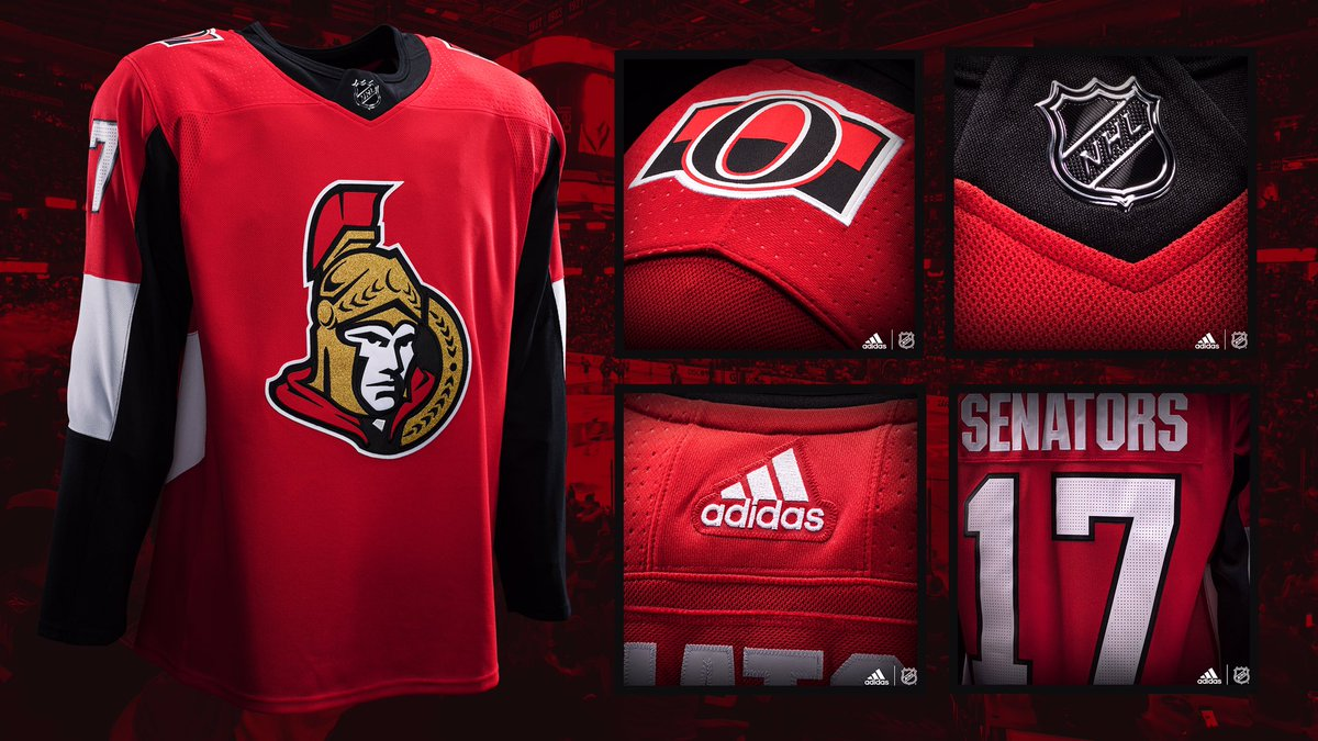 on sale abe5a 205c9 Ottawa Senators on Twitter: