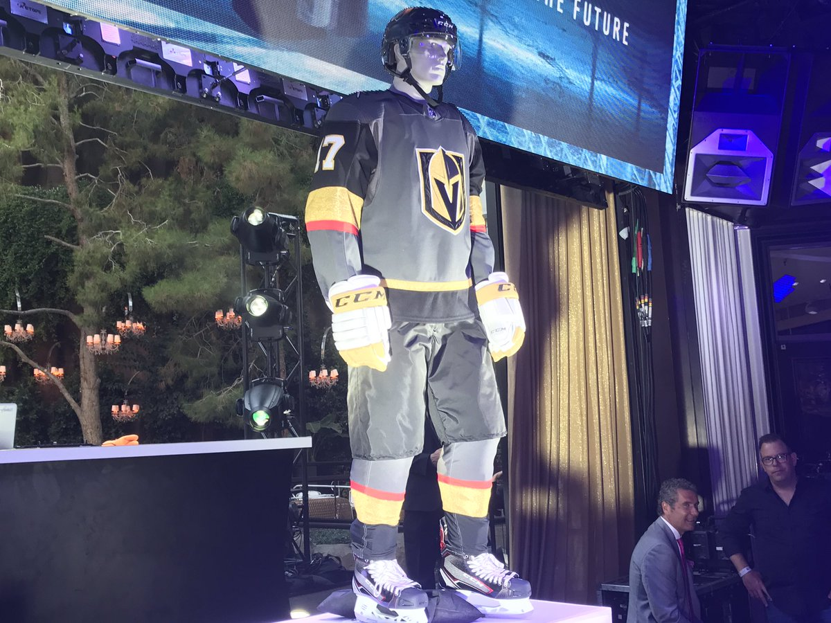 timeless design ca752 ac1a7 Vegas Golden Knights on Twitter: