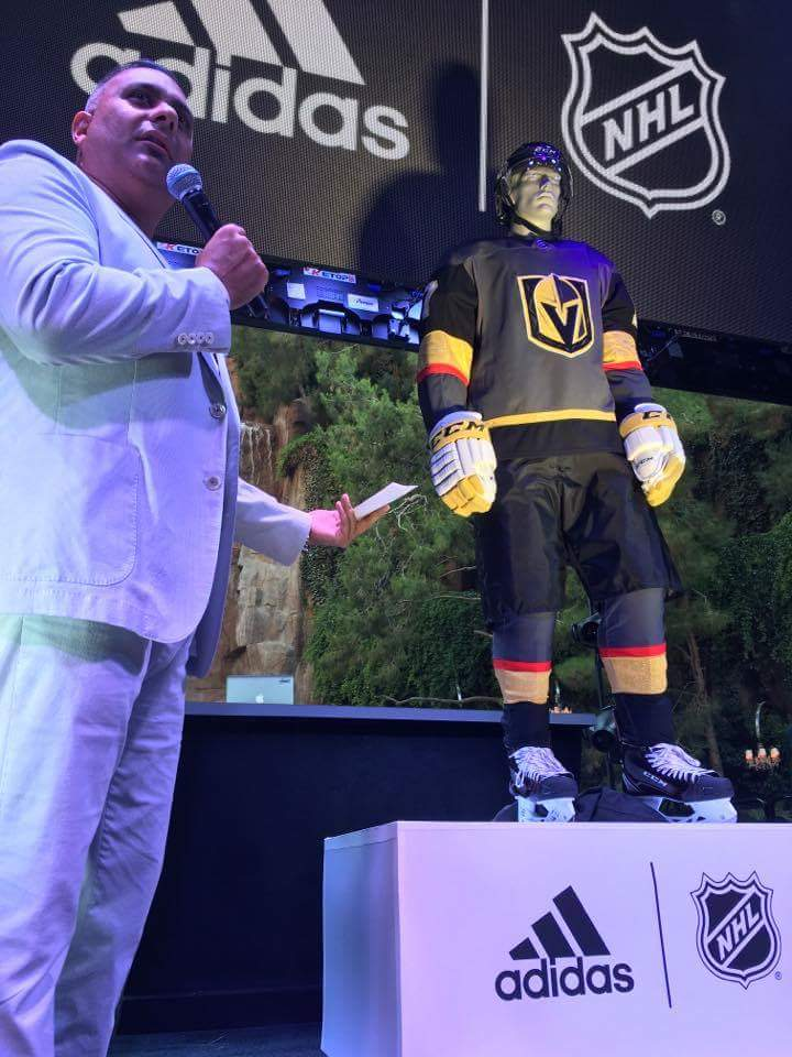 huge selection of 9077d 087ae HbD Breakdown: Vegas Golden Knights Jerseys | Hockey By Design