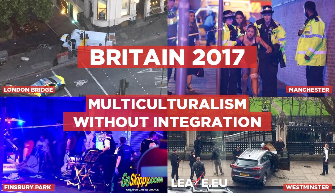If you come to #BRITAIN &amp; refuse to properly integrate in #BRITISH tradition, language &amp; customs! BUT just bring your own YOUR NOT WELCOME<br>http://pic.twitter.com/1yLyZLVCKa