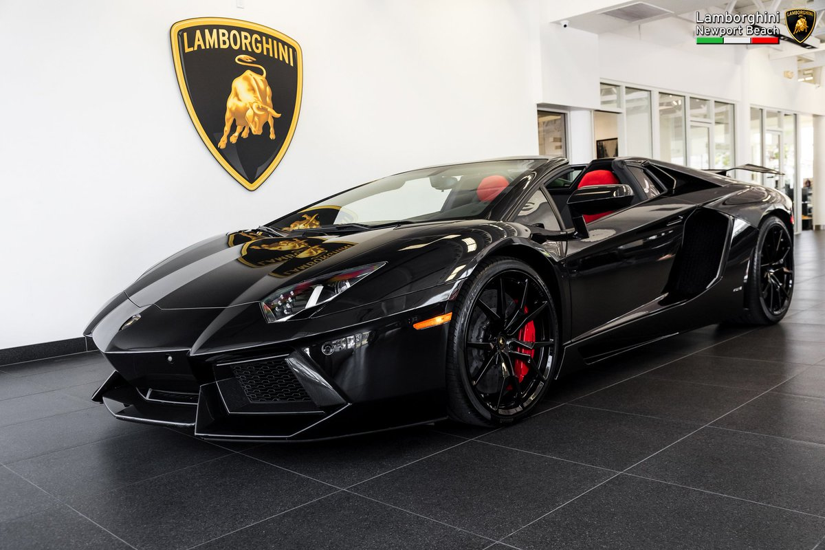 "lambo newport beach on twitter: ""sold: carbon fiber-loaded"