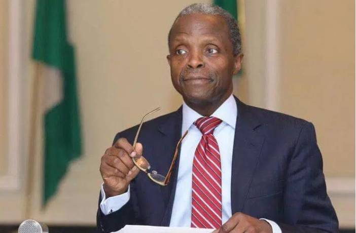 Nigerian Guild of Editors commended Acting President Osinbajo for masterfully containing the various waves of trouble that pervaded Nigerian recently.