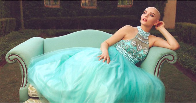 1 Teen Turned Her Battle With Cancer Into a Stunning Princess-Themed Photo Shoot