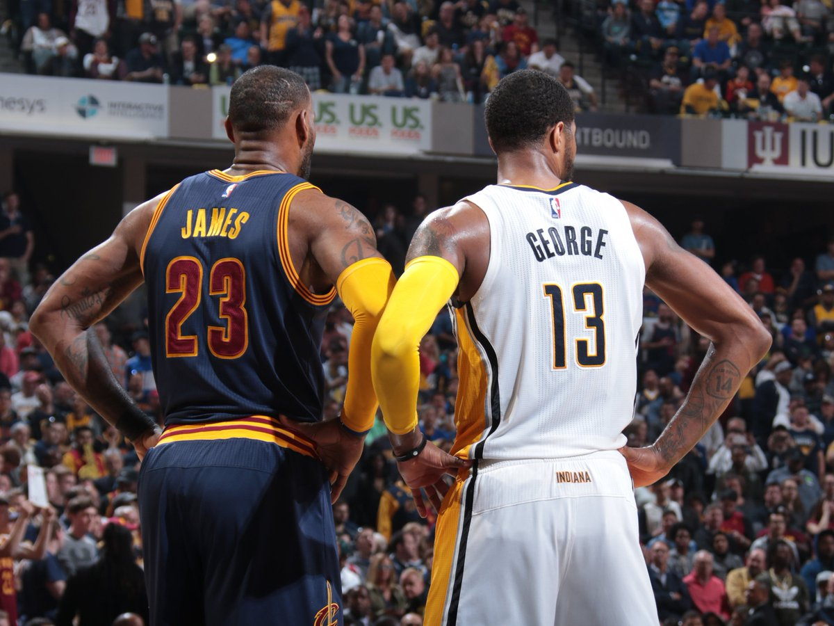 Trading D'Angelo and Mozgov is Lakers' long-term play to clear space for LeBron and Paul George, per @WojVerticalNBA https://t.co/N9Z6G3XvRP