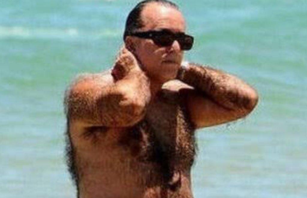 'Tony Ramos rompe contrato com a Friboi'. E faz depilação premiada!