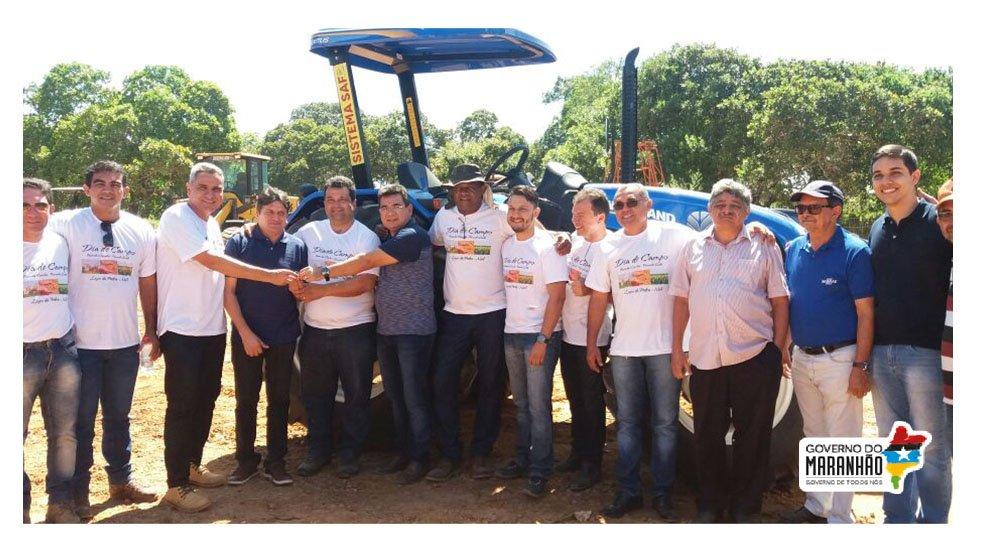 Governo realiza ações de fortalecimento da agricultura familiar em Igarapé do Meio e Lago da Pedra https://t.co/SI2QmCoeUB