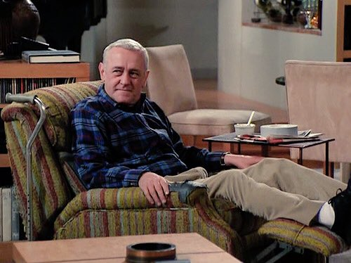 Happy 77th Birthday, John Mahoney