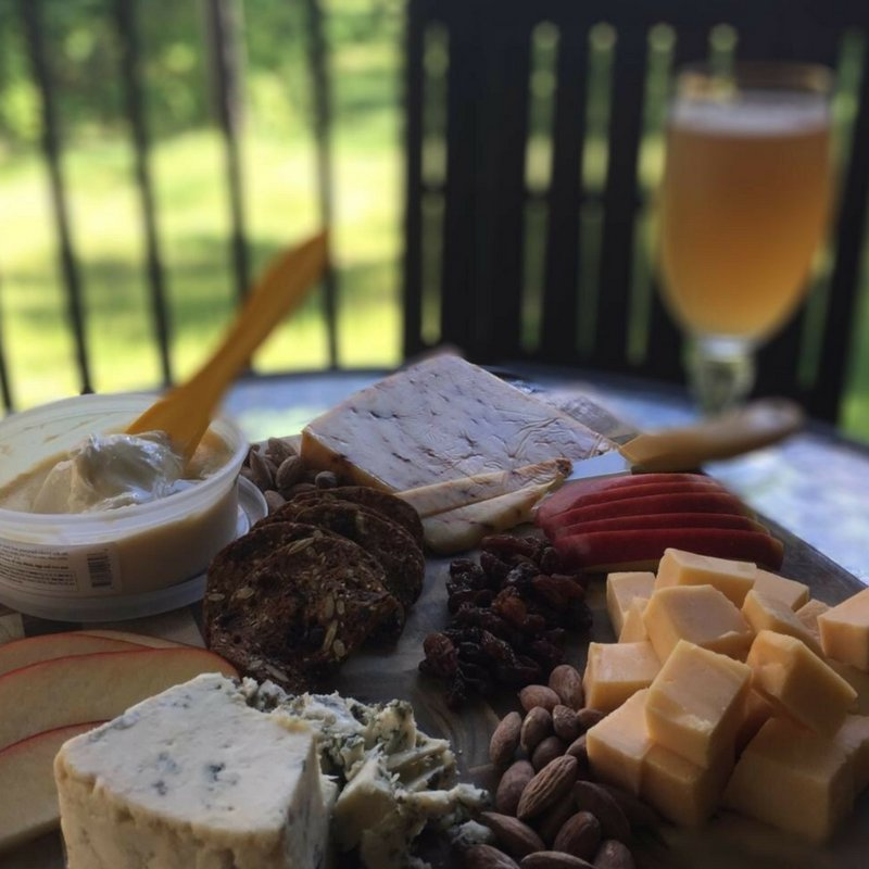 For the #Firstdayofsummer we have a #cheeseboard that can stand up to the heat :) <br>http://pic.twitter.com/qh1p932H23