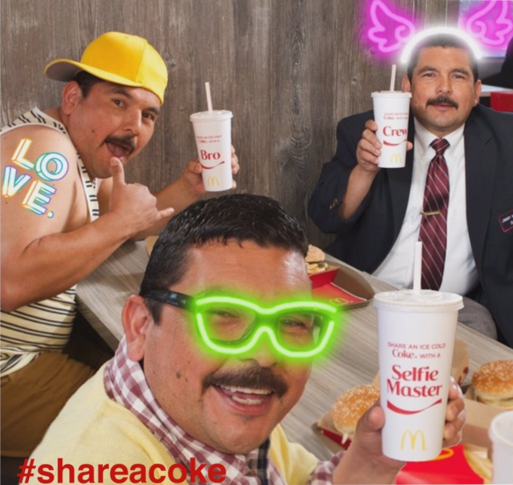 Watch me #ShareaCoke with my pals on #Kimmel tonight! https://t.co/3tSPLHqpJV