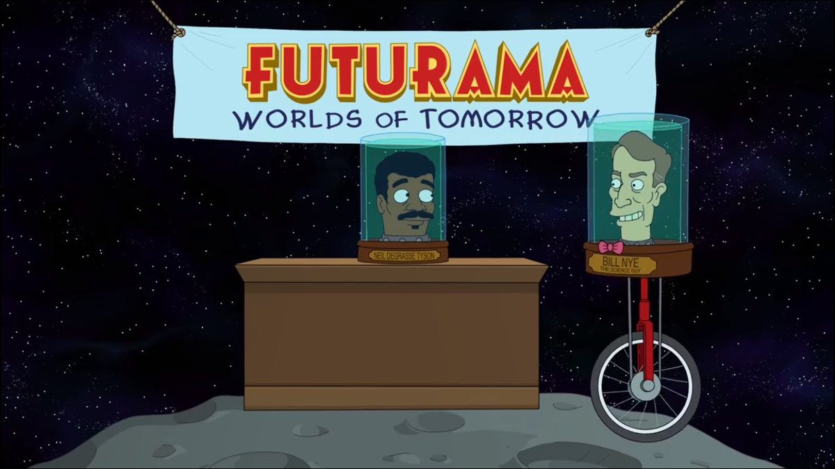 Anyone else's boss get turned into a Futurama head? https://t.co/ToCc1321Ib