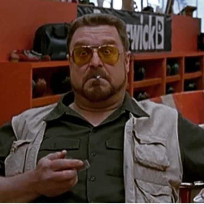 Happy Birthday, John Goodman! Your role really made the movie, did it not?