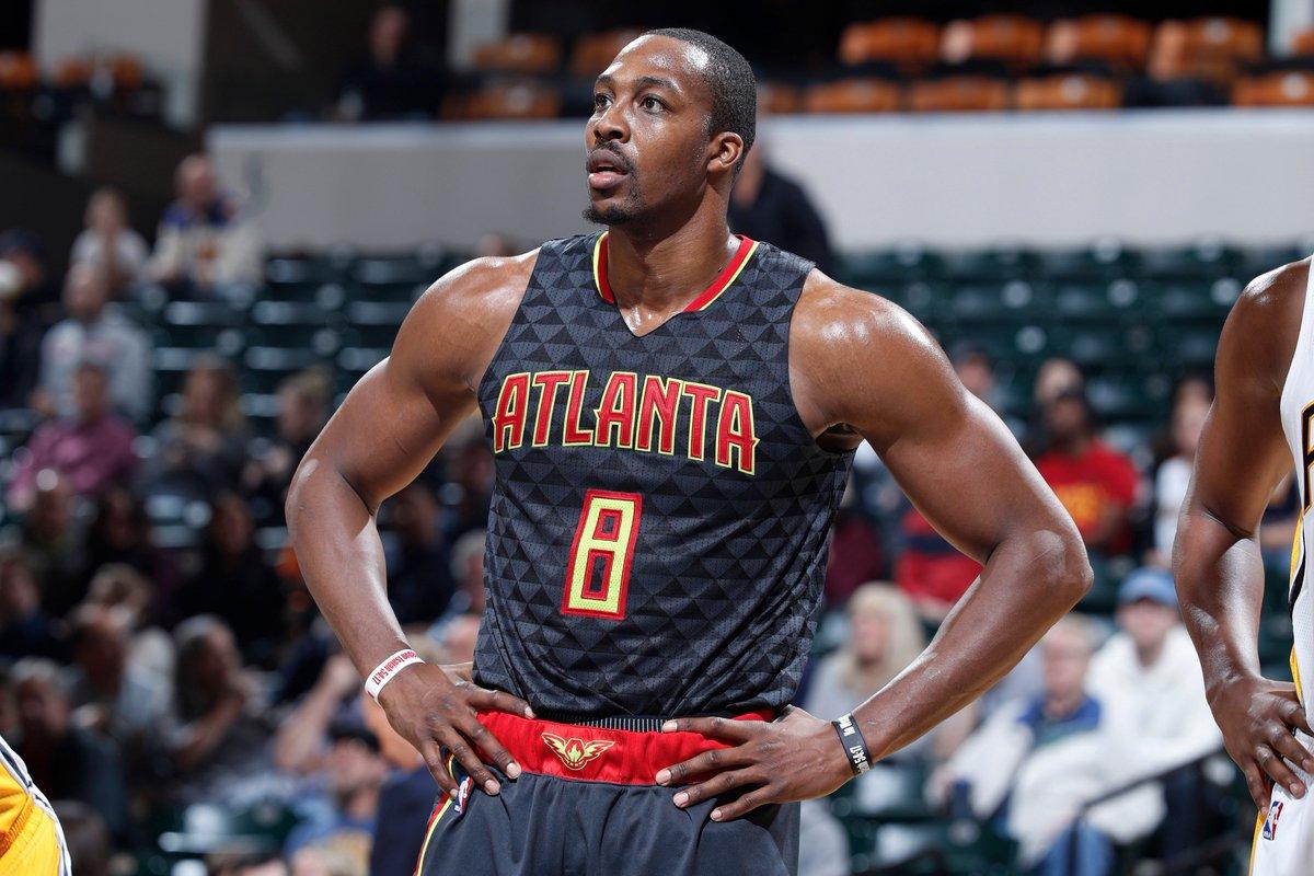 """Bleacher Report on Twitter """"Breaking Atlanta Hawks trade Dwight"""