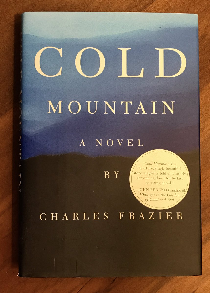 an analysis of narration in cold mountain by charles frazier