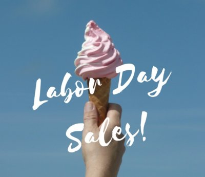 Labor Day Sales Roundup!