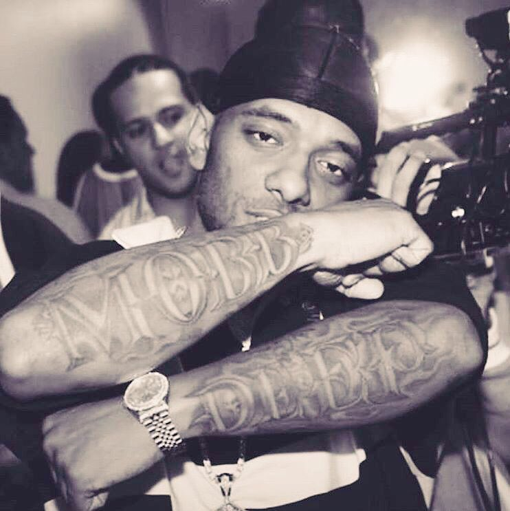 To a fallen soldier and lyrical master - #prodigy - gone way too soon... #RIP my brother