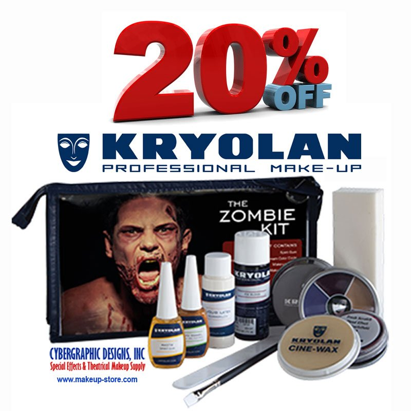 We celebrate #FaceOff every Tuesday with our #Kryolan sale. Come celebrate with us. #save #sfx RT 4 chance 2 win #spfx #makeup<br>http://pic.twitter.com/15AyFqtDSV