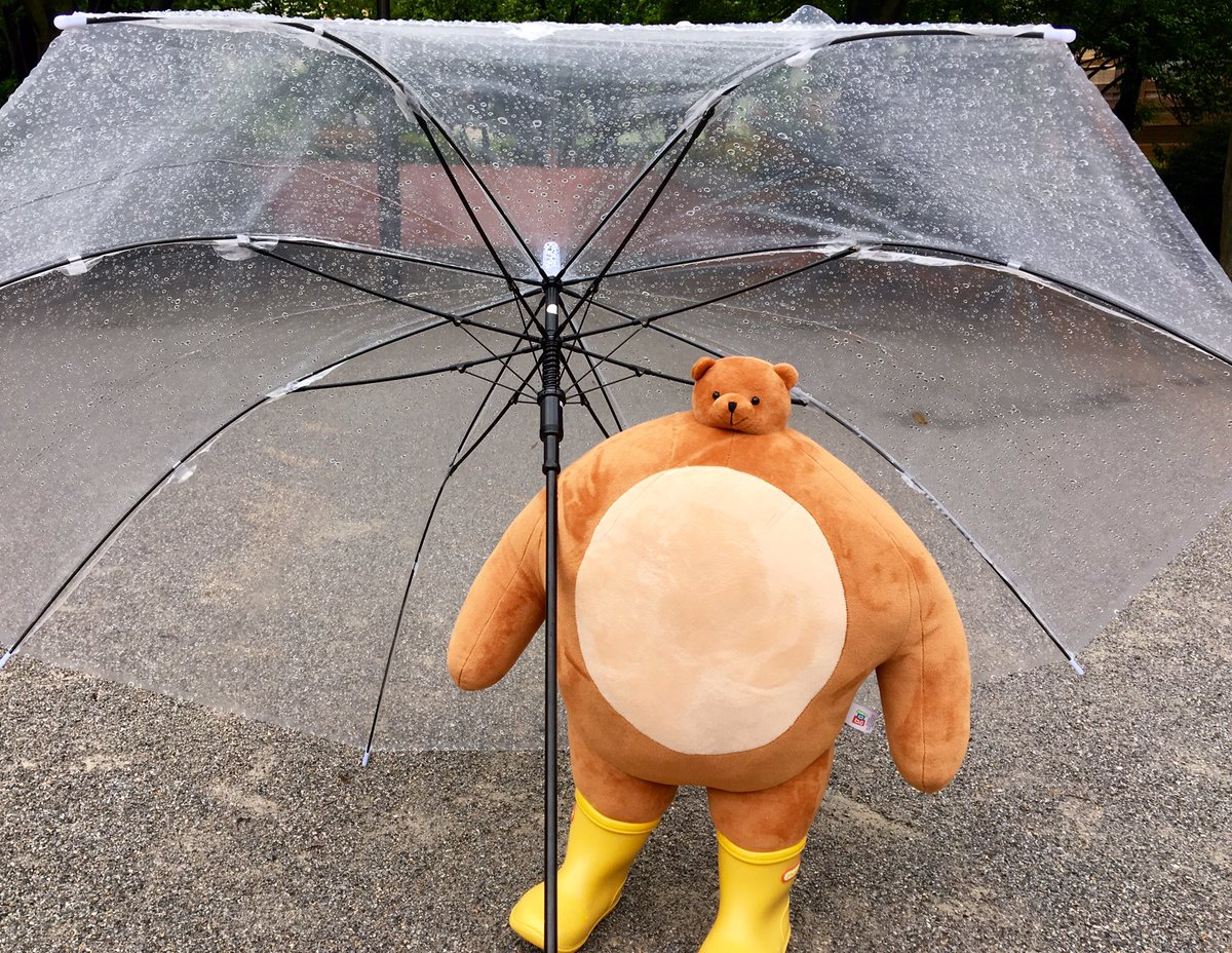 傘もともだち Umbrella is strong.