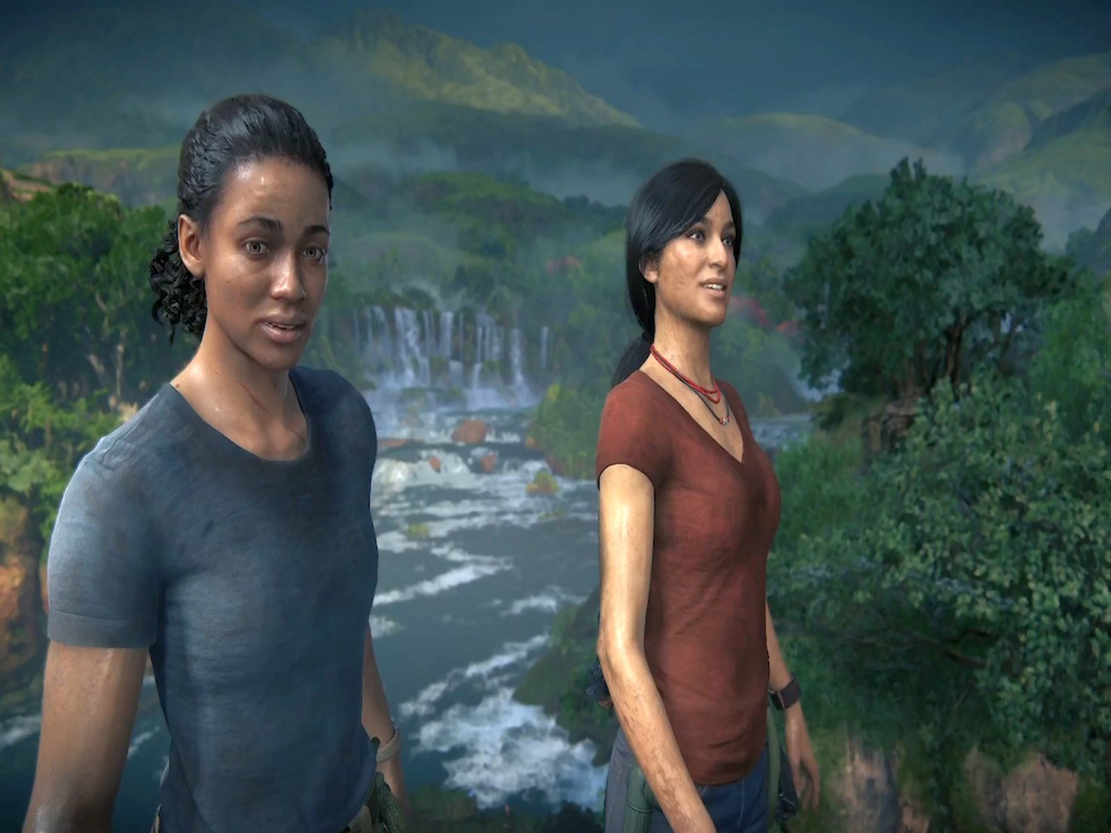 E3 2017: Uncharted The Lost Legacy Gameplay