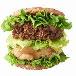 肉を肉で挟む?!モスバーガーの「にくにくにくバーガー」がすごく美味しそう!