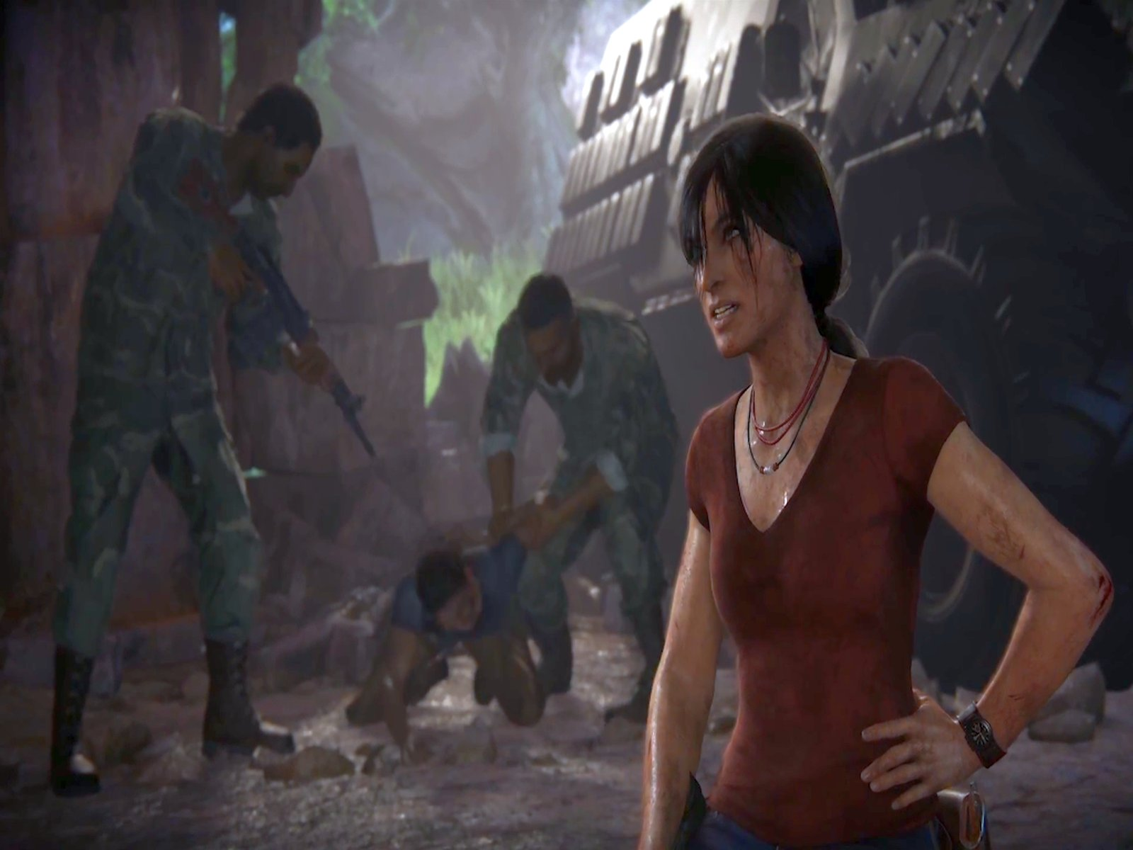 E3 2017: Uncharted The Lost Legacy Extended Gameplay