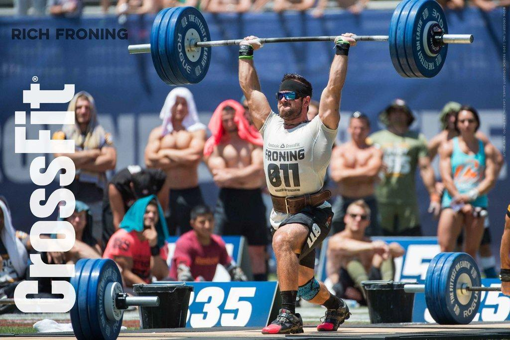 Games prizes crossfit games