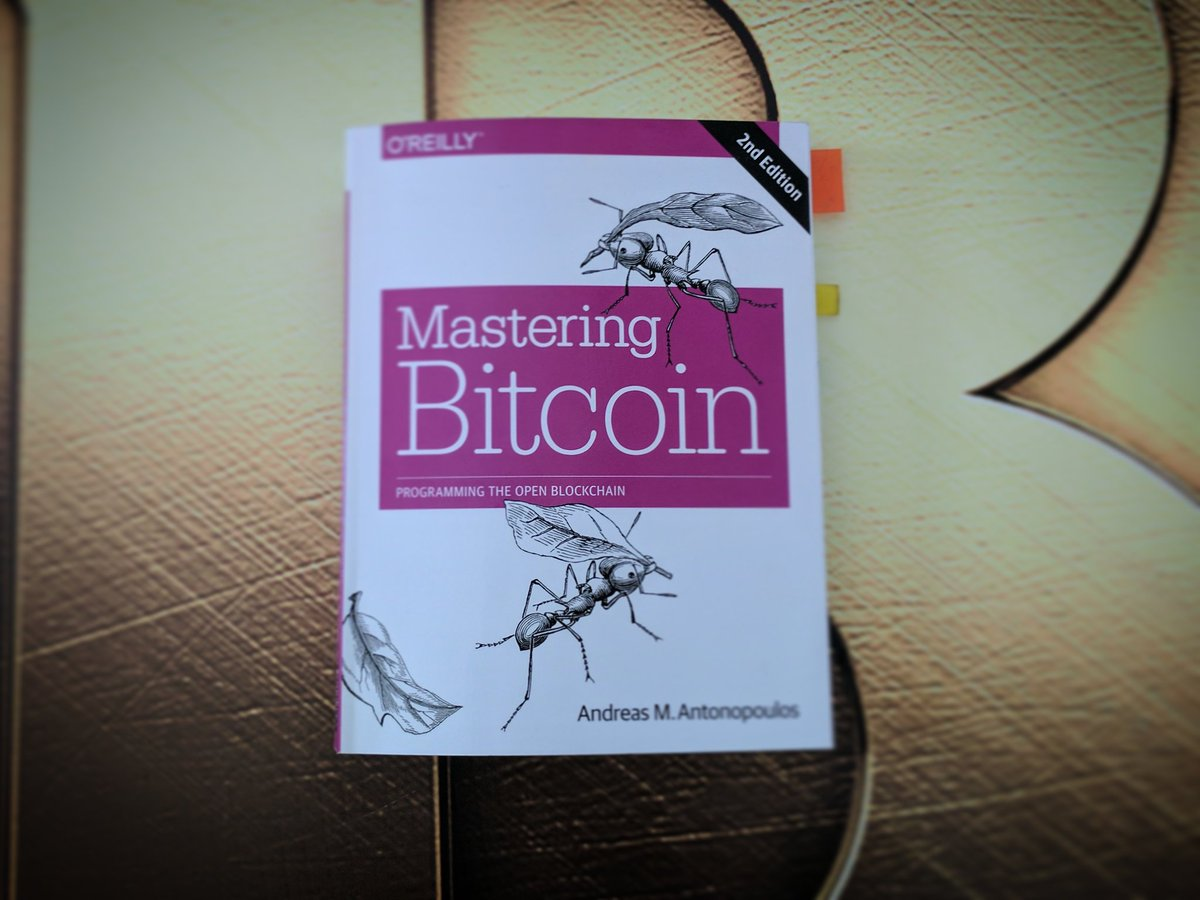 Mir On Twitter Worth Reading Mastering Bitcoin Second