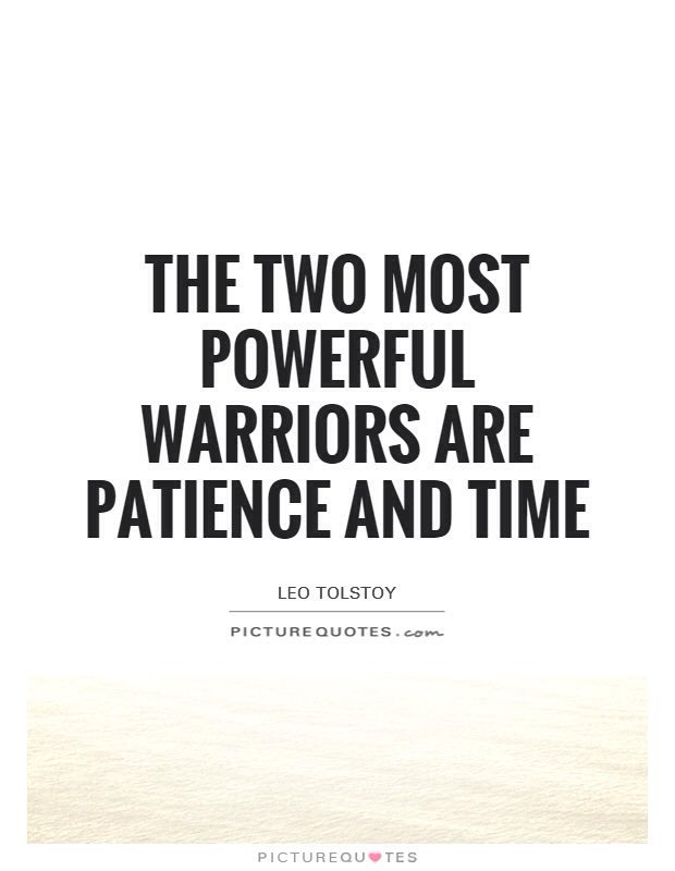 The two most powerful warriors are patience and time.  #WednesdayWisdom #PositiveVibesONLY #BeachLife https://t.co/0ckrYr4cF5