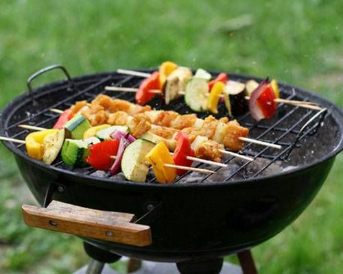 5 vegetarian grilling recipes for summer