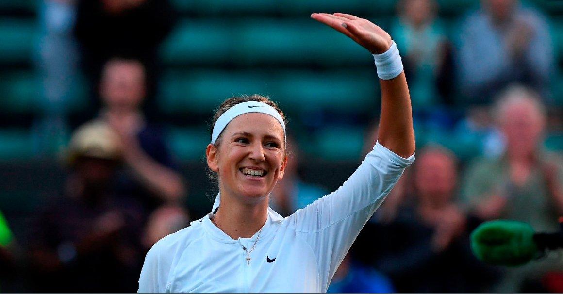 Azarenková se ve Wimbledonu prezentuje ve skvělé formě