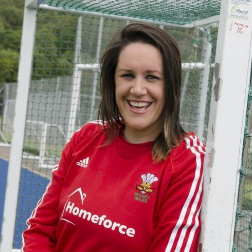 @riamale joins the Hockey Wales team!! 🎉...