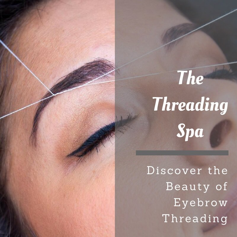 The Threading Spa On Twitter Eyebrow Threading Is 100 Natural