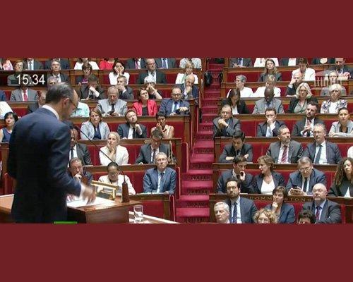 #EdouardPhilippe : un discours pour rien ! #PremierMinistre #CSG #ISF    https:// present.fr/2017/07/05/edo uard-philippe-discours-rien/ &nbsp; … <br>http://pic.twitter.com/ytGXGT2VlU