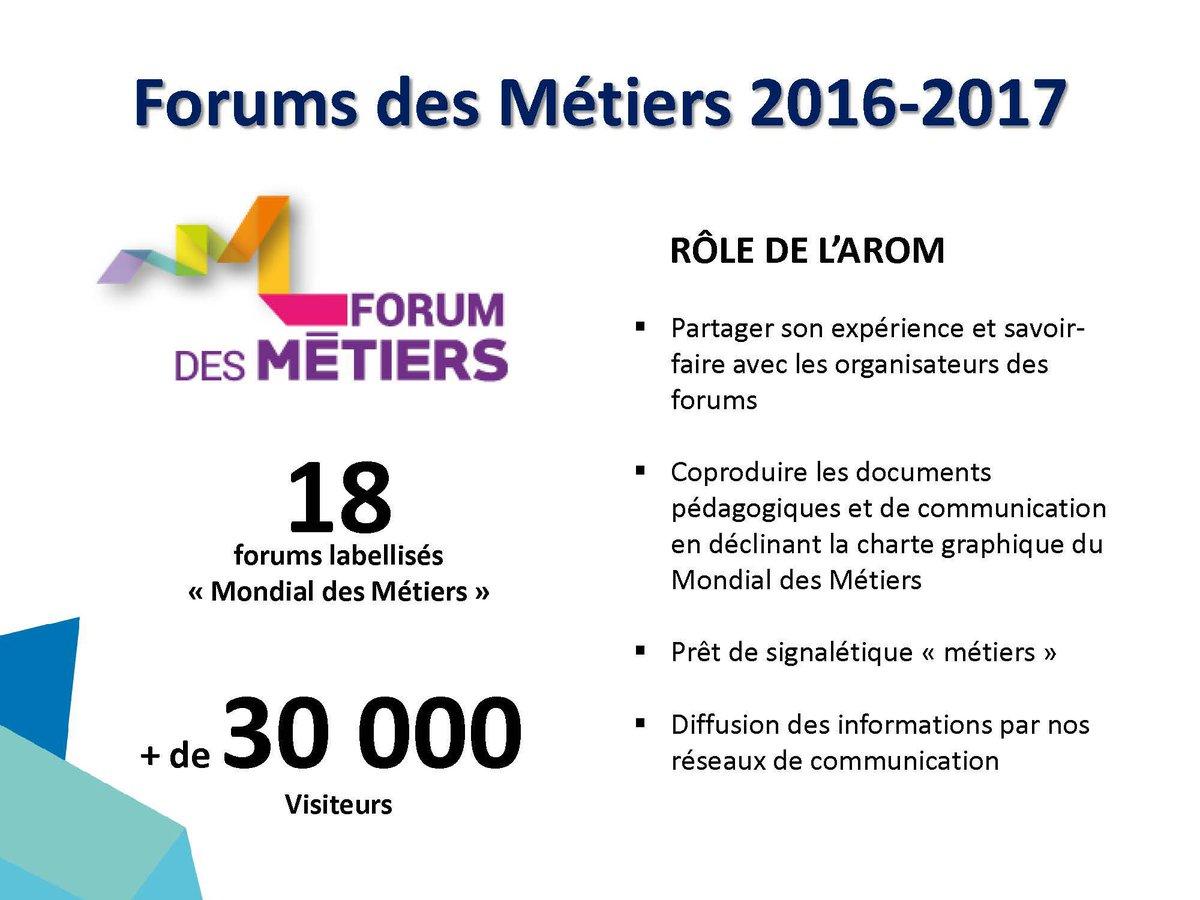 Les chiffres✅Rôle du Mondial des Métiers pour développer des forums locaux : partager, co-produire, communiquer #expérience #MDM2017 bilan https://t.co/1hUzTkWSLp
