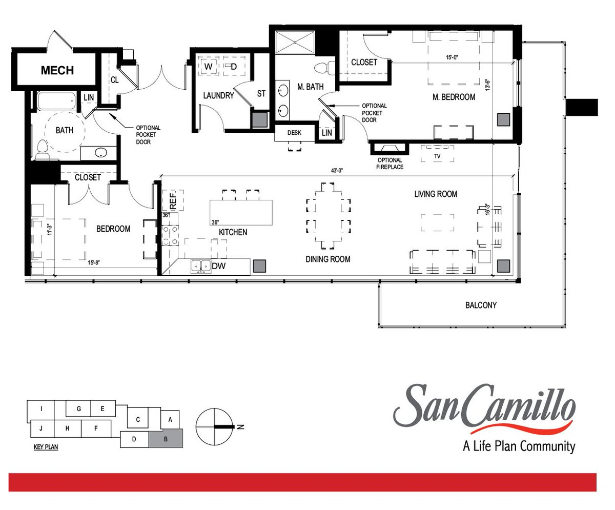 St Camillus On Twitter Check Out Our Most Popular Floor Plan In