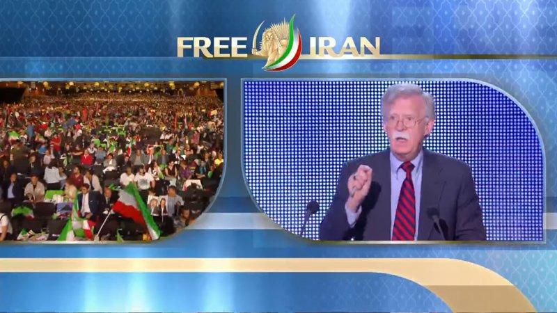 Iran: Regime Change is Within Reach https://t.co/irFTBjOlUb #Iran #RegimeChange #FreeIran @AmbJohnBolton https://t.co/PTQ8KiCxCA