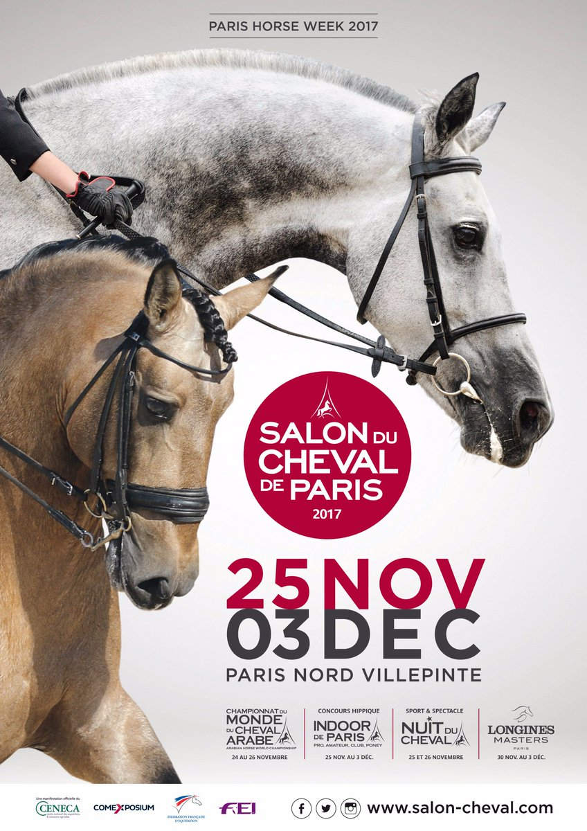 Salon du cheval salonducheval twitter - Salon du cheval albi ...