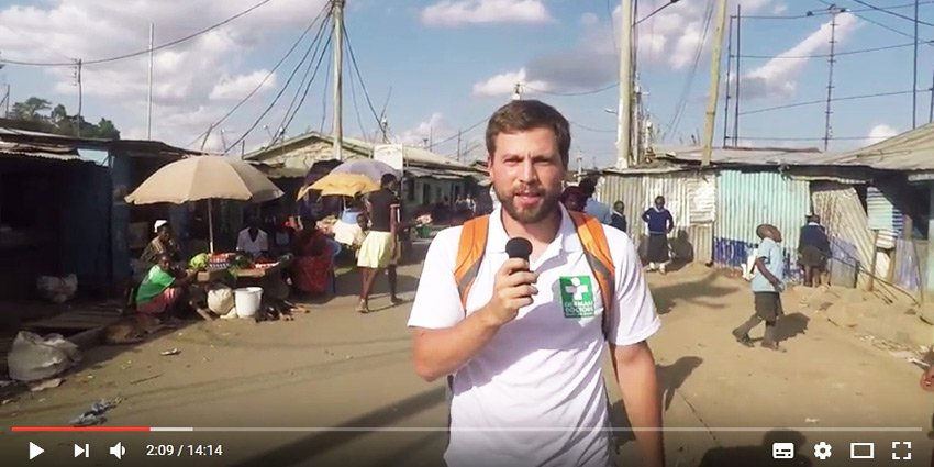 Ein neues Video von German Doctors-Arzt Sascha Jatzkowski aus #Nairobi. Viel Spaß beim ansehen! https://t.co/6KrvnNAyus https://t.co/l1jmi5rj6U