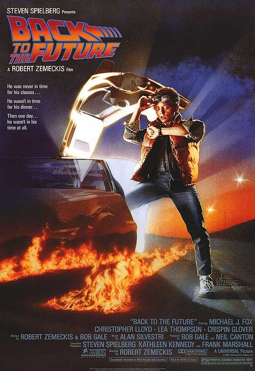 July 3, 1985, the film Back to the Future was released in theaters. #80s https://t.co/Ywg6GYuX3v
