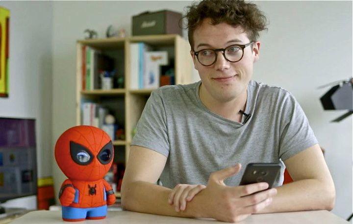 スマートスピーカー市場にスフィロ社「スパイダーマン」が参入 (大谷和利) ――かつてのスマートフォンの黎明期のような活況を呈しそうな勢い https://t.co/G2sIHBSil4 … #スマートスピーカー #スパイダーマン