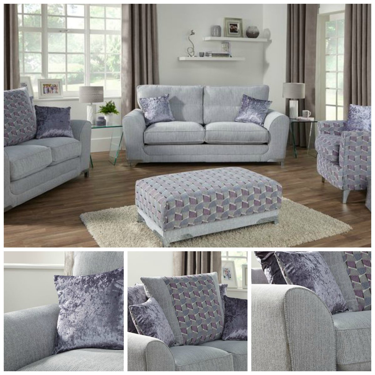 Scs Sofas On Twitter The Astrid Sofa Range Combines Clic Designs And Luxurious Fabrics Adding A Glamorous Touch To Any Living Room
