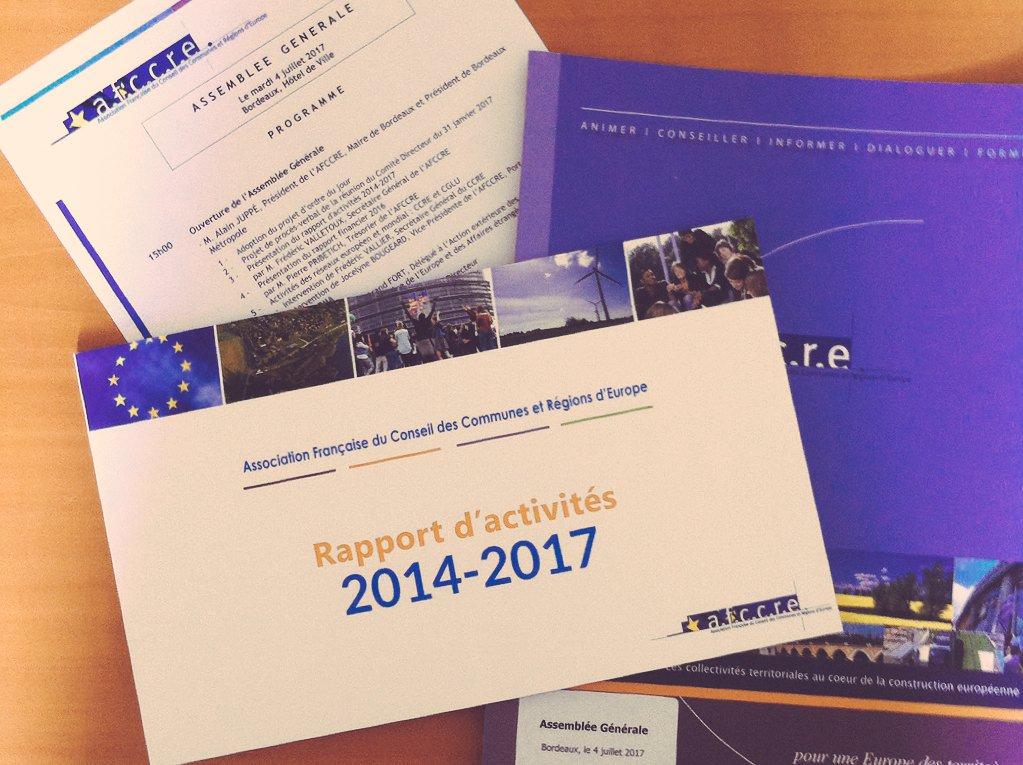 Demain, temps fort pour notre association : assemblée générale, à Bordeaux, à l'invitation d'@alainjuppe