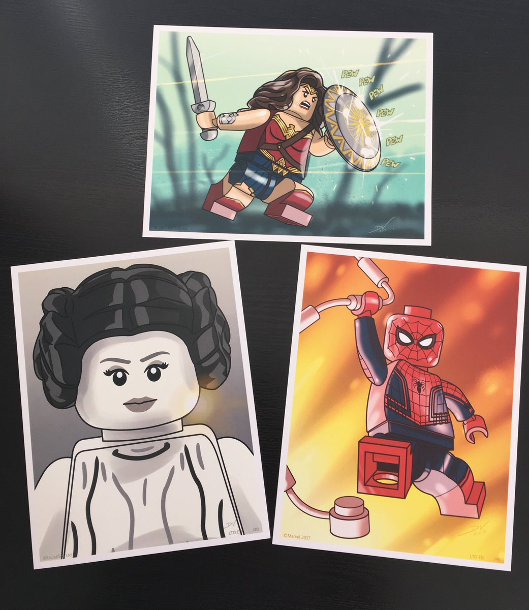 If Youre Heading To San Diego Comic Con In A Few Weeks Familiar Face The LEGO Community Will Be Returning Artist Alley