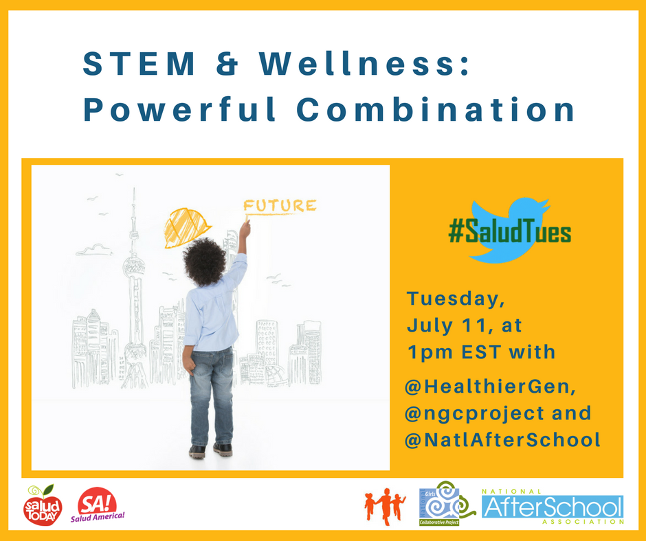 Thumbnail for STEM & Wellness: Powerful Combination