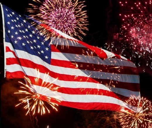We hope you have a wonderful 4th of July! #july4th