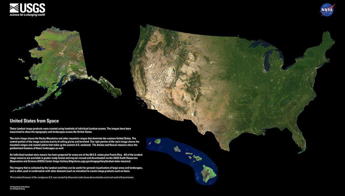USGS Landsat Program auf Twitter: \