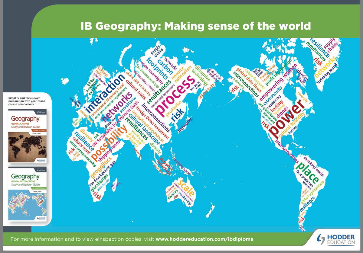 Hodder ed intl on twitter download your free ibdp geography hodder ed intl on twitter download your free ibdp geography posters map for new ib diploma geography geographyteacher httpstjfefjpv9xf gumiabroncs Images